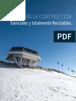METALES PARA LA CONSTRUCCION Esenciales y Totalmente Reciclables