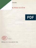 Teoría de La Expresión