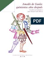 Amadis y La Tradicion Apocaliptica Medieval-libre