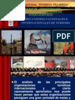 Organismos Nacionales e Internacionales 1