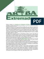 Doc Inf ARBA Extremadura