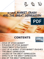 Stock Market and great depression presentation