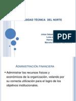 Area Adm y Finanzas ORGANIZACIONESfi
