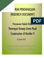 Matriks Green Road
