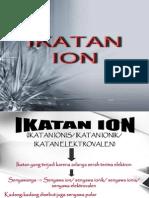 Ikatan Ion