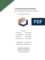 Laporan Sulfat Spektronik 20