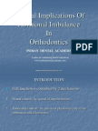Clinical Implications of Hormonal Imbalance in Ortho / orthodontic courses by Indian dental academy