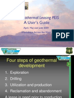 Geothermal_PEIS BLM Guide