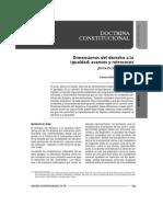 Edwin Figueroa Gutarra - Gaceta Constitucional 59 TEST IGUALDAD