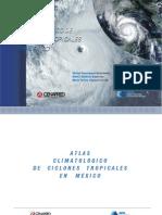 Libro Atlas de Cicilones tropicales