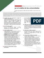 Ficha Como Pagar Un Credito Universitario