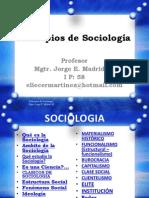 Que Es La Sociologia Teoría Nuevo 2010