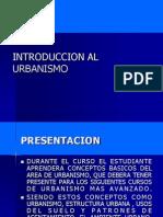 Clase 1-Introduccion Al Urbanismo - 1