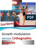 Growth Modulation / orthodontic courses by Indian dental academy