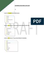 Electronic Files Tree for Epc Job (Draft)