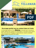 Obtenez Le Bronzage Parfait Tout en Restant Dans La Costa Blanca Villas