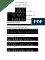 pembahasan paket 2 tentang konfigurasi mikrotik