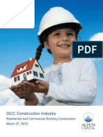 GCC Construction Sector Report - 27 March 2012