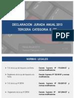 Presentacion Renta 3ra