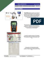 Analizor Pv - Solar300n_en1-03