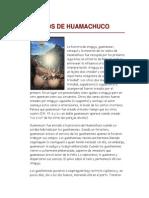 Mitos de Huamachuco