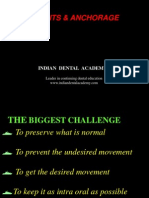 Implants and Anchorage / orthodontic courses by Indian dental academy