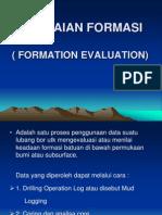 Bahan Ajar Formation Evaluation Presentation
