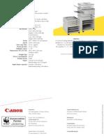 Canon Gp160 Brochure