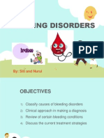 Bleeding disorder (paediatrics)