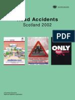 Scotland Road Accident Stats 2002