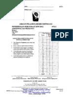 [Edu.joshuatly.com] Percubaan Terengganu SPM 2012 Add Maths (No Ans) [B478FDED]