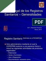 07 Marco Legal de Los Registros Sanitarios - Generalidades