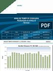 Medie chiusure passaggi a livello di Seveso Marzo 2014