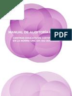 Manual de Auditora Interna Centros Educativos188 131028045712 Phpapp02