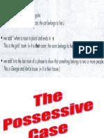 550 Possessive Case