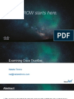 Cisco Live - Examining Cisco TrustSec