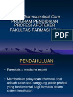 Yanfa Slide Pharmaceutical Care