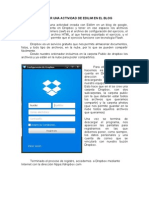 07.Publicar Una Actividad de Edilim en Un Blog