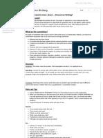 IGCSE-Revision - Discursive Writing