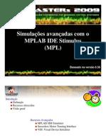 Simulações avançadas com o MPLAB IDE Stimulus