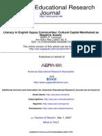 Am Educ Res J 2007 Levinson 5 39