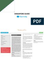 Tripomatic Free City Guide Singapore City