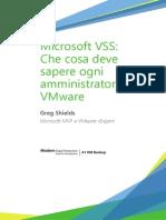 Wp Shields Microsoft Vss Che Cosa Deve Sapere Ogni Amministratore Di Vmware It