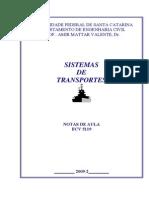 ECV5119 - Apostila Sistemas de Transporte