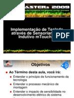 Implementação de Teclado através de Sensoriamento Indutivo mTouchTM