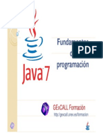 1 1.Java Fundamentos e Intro