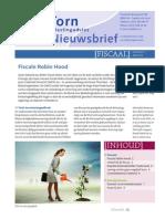 Nieuwsbrief Fiscaal 2014 Editie 2