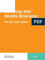 Marketing.kids.Beverages