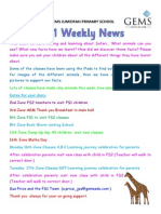 t3 fs1 weekly newsletter 22nd may 2014
