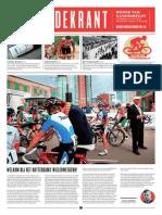 Ronde van Katendrecht Rondekrant 2014